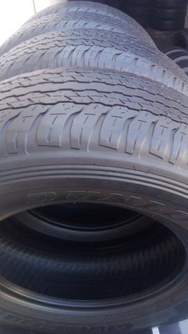 Pneu 265/65r17 Dunlop (jogo) - Foto 8