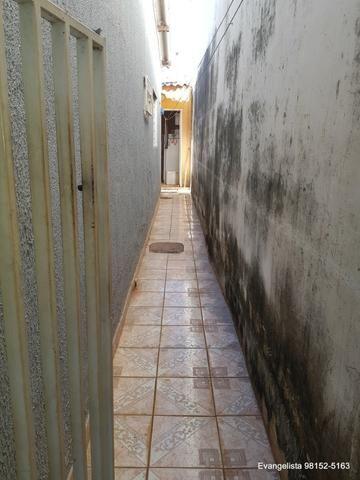 Urgente Casa de 3 Quartos Com Barraco de Fundo | Vagas para 3 carros | Escriturada - Foto 19