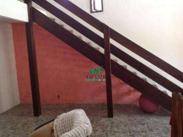 Casa residencial à venda, itapuã, salvador - ca0868. - Foto 9