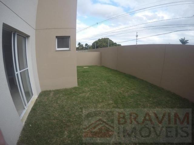 Apartamento com quintal privativo - Foto 13