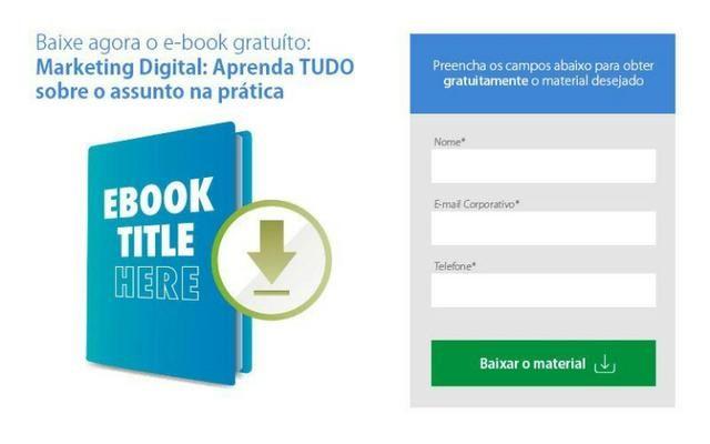 Páginas de: Vendas, Captura e ou Ebooks a partir: 45,00