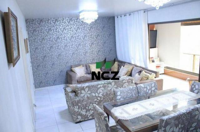 Apartamento com 4 dormitórios à venda, 106 m² por r$ 550.000 - Foto 11