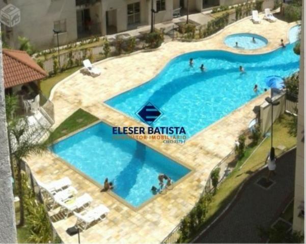 WC - Apartamento Ilha de Vitória 2 Quartos - Colina de Laranjeiras ES - R$ 144.500,00 - Foto 8