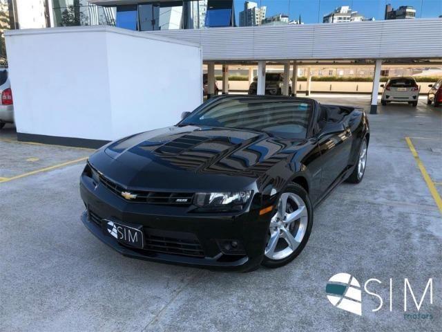 GM Chevrolet Camaro SS 6.2 Conversível V8 - TOP - 2014