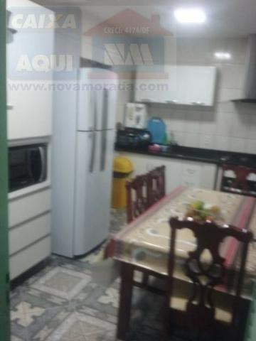 00676 - QNP 14! Aceito casa Vicente Pires! - Foto 6