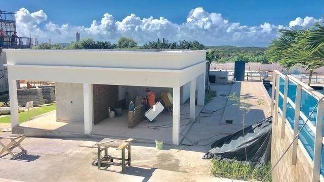 Praia do Forte - 2/4 - R$ 146 mil - MCMV - Lançamento - Ponta Negra - Foto 4