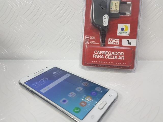 Samsung J500 Branco - Foto 4