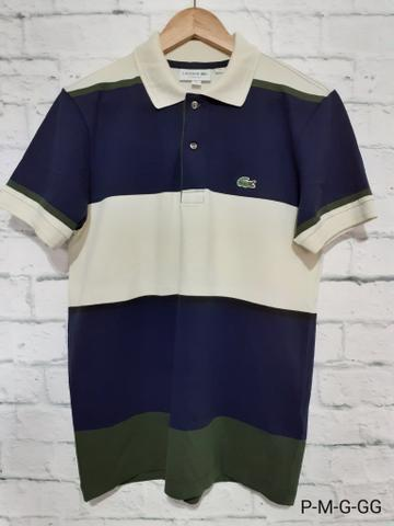 Camisa Lacoste Classic Fit - Polo