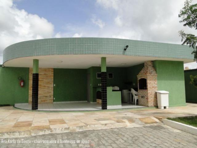 Residencial Severina Porpino Av Lima e Silva - 63m² 2Quartos Agende * - Foto 5