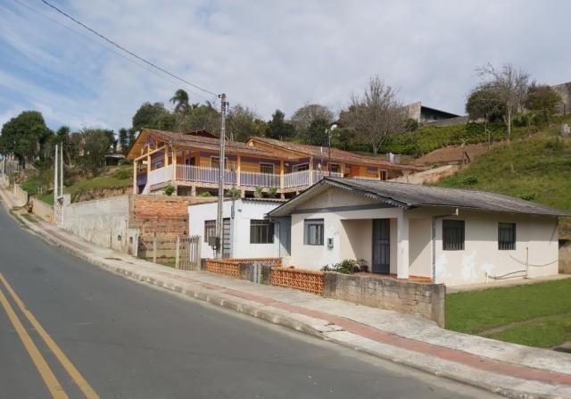 CASA ALVENARIA - AMPLO TERRENO - 900,00m² - SÃO RAFAEL - RIO NEGRINHO - Foto 7