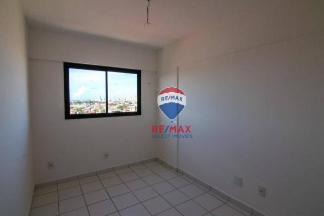 Apartamento Residencial Alvorada, com 3 dormitórios à venda, 75 m² por R$ 340.000 - Dix-Se - Foto 12