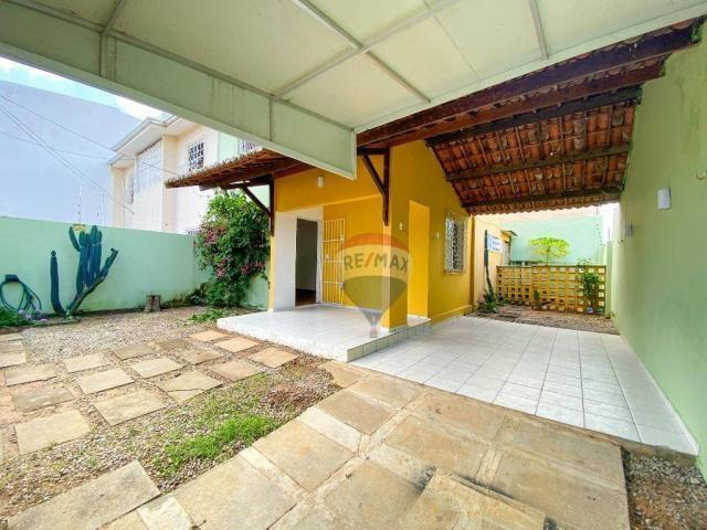 Casa com 3 dormitórios à venda, 157 m² por R$ 280.000,00 - Capim Macio - Natal/RN - Foto 3