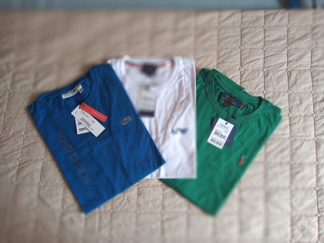 Camisetas masculinas  - Foto 3