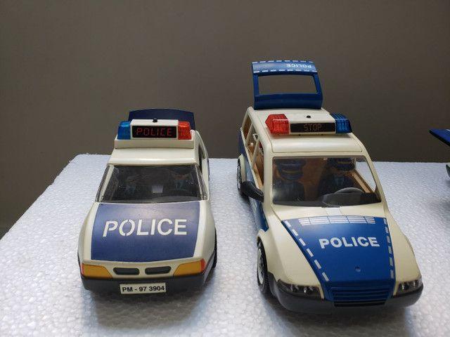 Playmobil Polícia - Sets Diversos - Foto 4