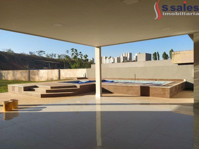 Oportunidade Top no Park Way!!! Casa de Alto Padrão com 3 Suítes - Lazer Completo - Foto 15