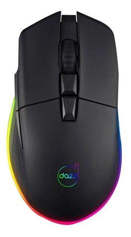 Mouse Gamer Dazz Kirata Ascendent RGB 12400 DPI- Loja Natan Abreu - Foto 3