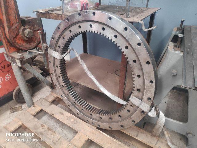 Rolamento de giro para máquinas - Foto 3