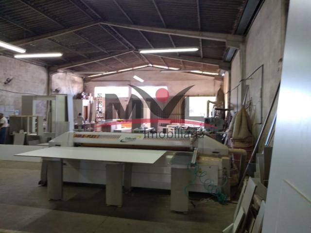 Galpão/depósito/armazém à venda com 2 dormitórios em Universitário, Cascavel cod:1020 - Foto 3