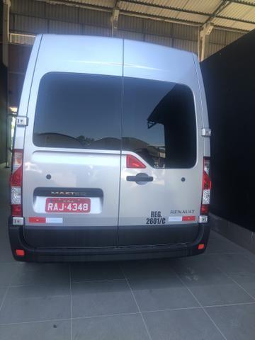 Master minibus 16 lugares assumir parcelas - Foto 3