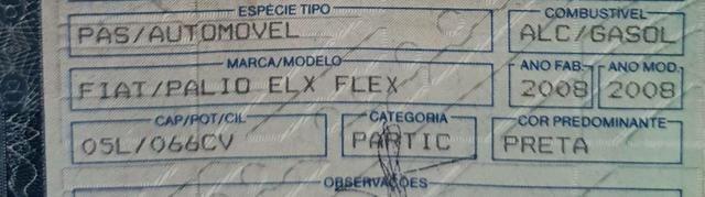 Palio ELX FLEX 2008  - Foto 4