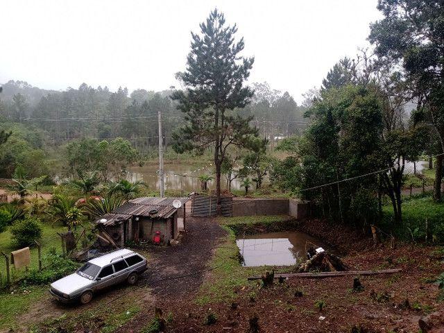 Chácara com lago frente a represa 127 mil reais - Foto 4