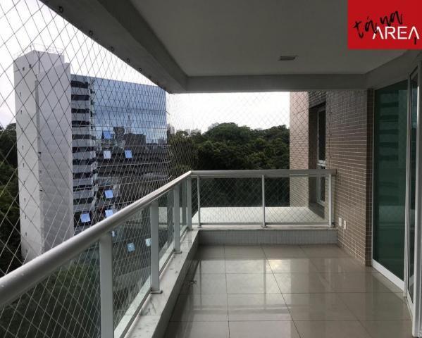 Apartamento no Itaigara, Alto do Parque, Cond. Chateau Du Parc - Área Imobiliária - Foto 4