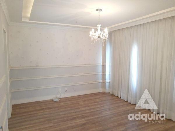 Casa com 4 quartos - Bairro Oficinas em Ponta Grossa - Foto 11