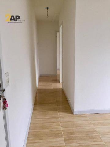 Apartamento com 2 dormitórios à venda, 47 m² por R$ 250.000,00 - Campo Limpo - São Paulo/S - Foto 7