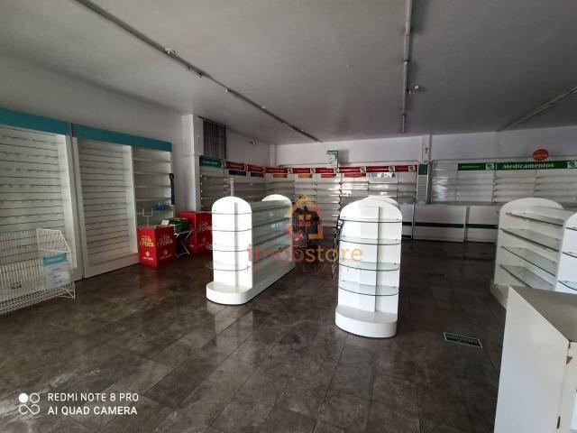 Loja para alugar, 233 m² por R$ 6.800,00/mês - Centro - Londrina/PR - Foto 9