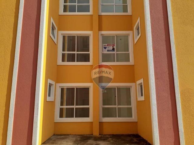 Apartamento com 2 dormitórios para alugar, 68 m² por R$ 750,00/mês - Parque das Nações - P - Foto 4