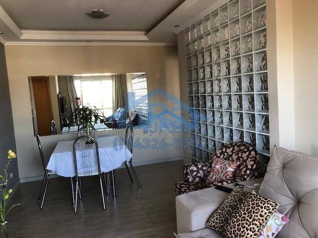 Apartamento com 2 dormitórios à venda, 51 m² por R$ 350.000,00 - Jardim Tupanci - Barueri/ - Foto 7