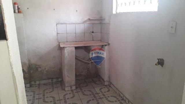 Casa com 2 dormitórios à venda, 60 m² por R$ 60.000,00 - Municípios - Santa Rita/PB - Foto 12