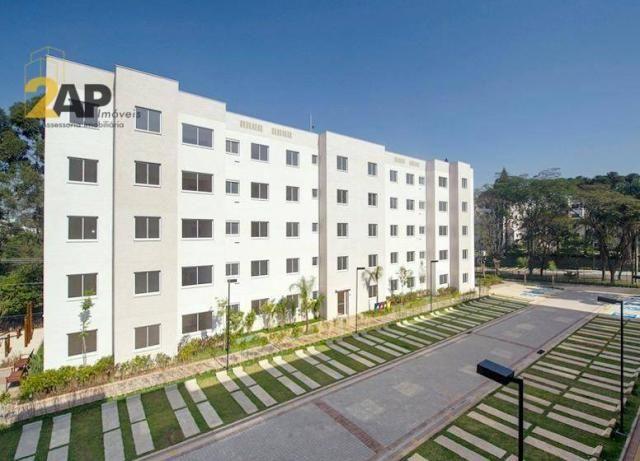 Apartamento com 2 dormitórios à venda, 47 m² por R$ 250.000,00 - Campo Limpo - São Paulo/S - Foto 8