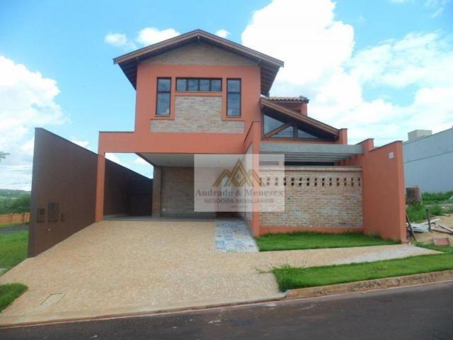 Sobrado residencial à venda, Condomínio San Marco I- Ilha Adriamar, Bonfim Paulista - SO00