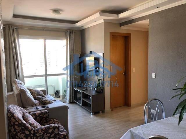 Apartamento com 2 dormitórios à venda, 51 m² por R$ 350.000,00 - Jardim Tupanci - Barueri/ - Foto 5