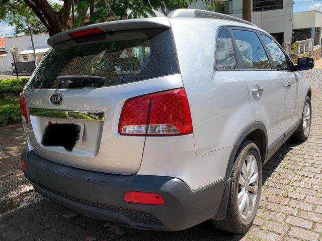 Kia Sorento 2.4 Ex 5l 4x2 Aut. 5p