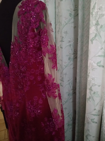 Vestido Luzia. Ateliê Silma Pontes - Foto 5