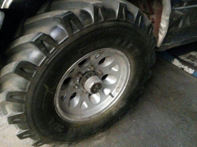 """Jogo pneus off road 31""""aro 15"""