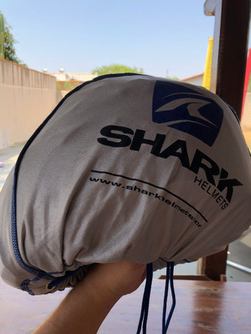 Capacete Shark Speed R - Foto 8