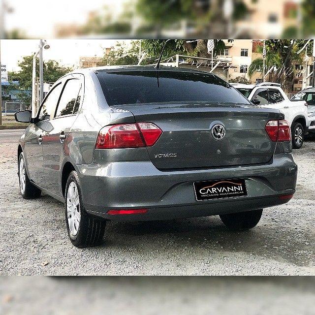 Volkswagen Voyage 1.6 MSI 2019 Com GNV - Foto 5