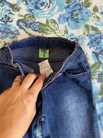 Lote calças menino, veste 2 á 4 anos - Foto 2