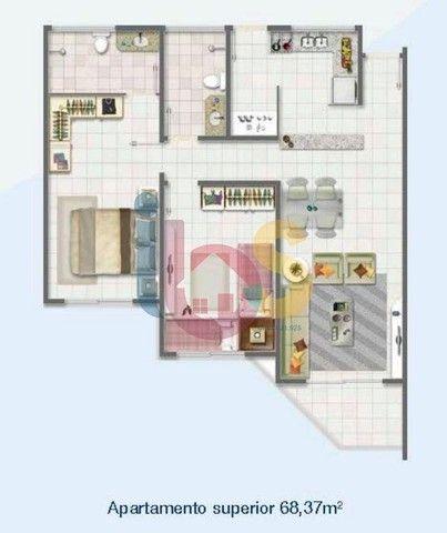 Apartamento à venda, 2 quartos, 1 suíte, 1 vaga, Ponta da Tulha - Ilhéus/BA - Foto 12