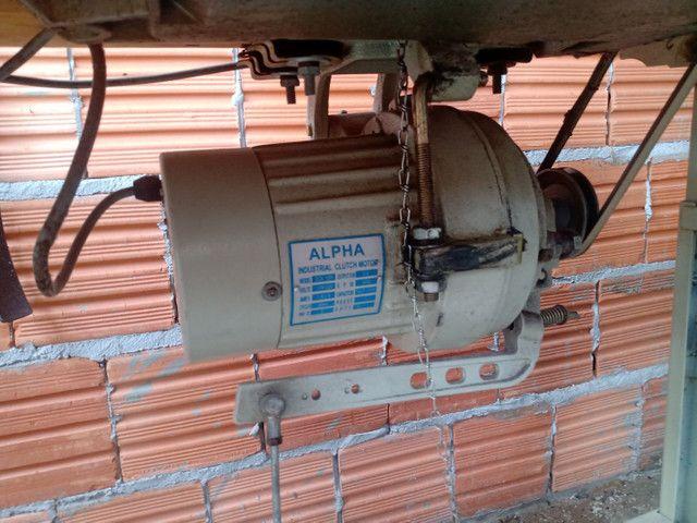 Vendo máquina industrial orverlok - Foto 2
