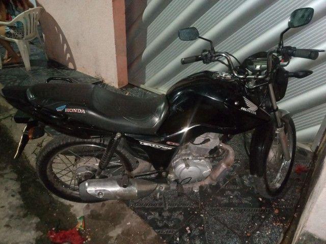 Vendo moto cg fan 125 ano 2014  - Foto 5
