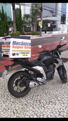 Mecânica Super Giro e baterias24 horas - Foto 2