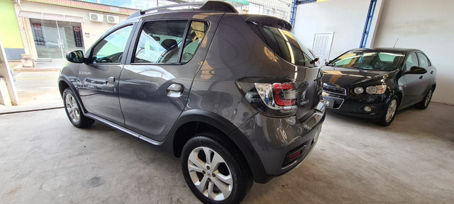 Renault Sandero Stepway dynamique 17/18 manual - Foto 8
