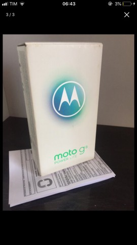 Moto g 8 power litei 128 gb - Foto 3