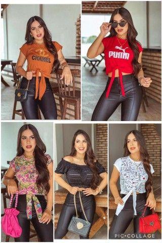 ROUPAS FEMININAS NO ATACADO BH! - Foto 3