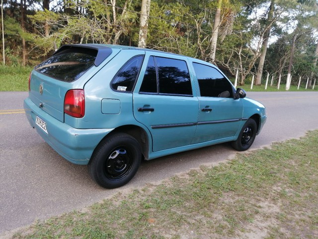 VW Gol 1.6 AP MI  - Foto 6