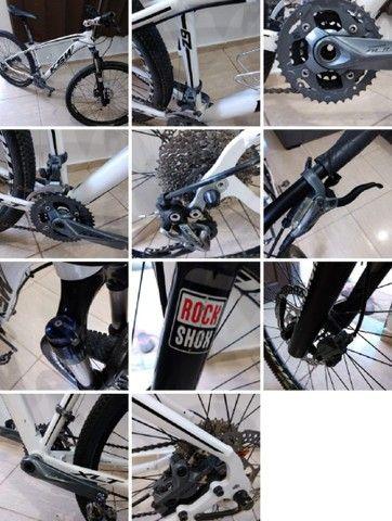 Vendo bike KSW com grupo alívio de 27v - Foto 2